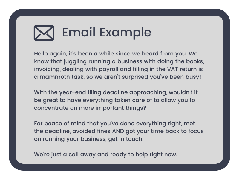 INB Marketing Email Examples 1