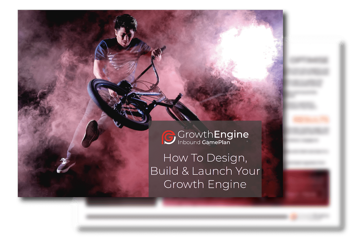 TSH - How To Design Build and Launch Your Growth Engine Cover - Cropped