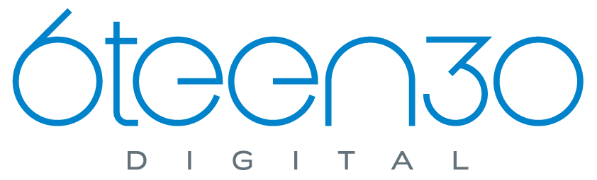 6teen30 - Brand - PNGs - Colour - Logo