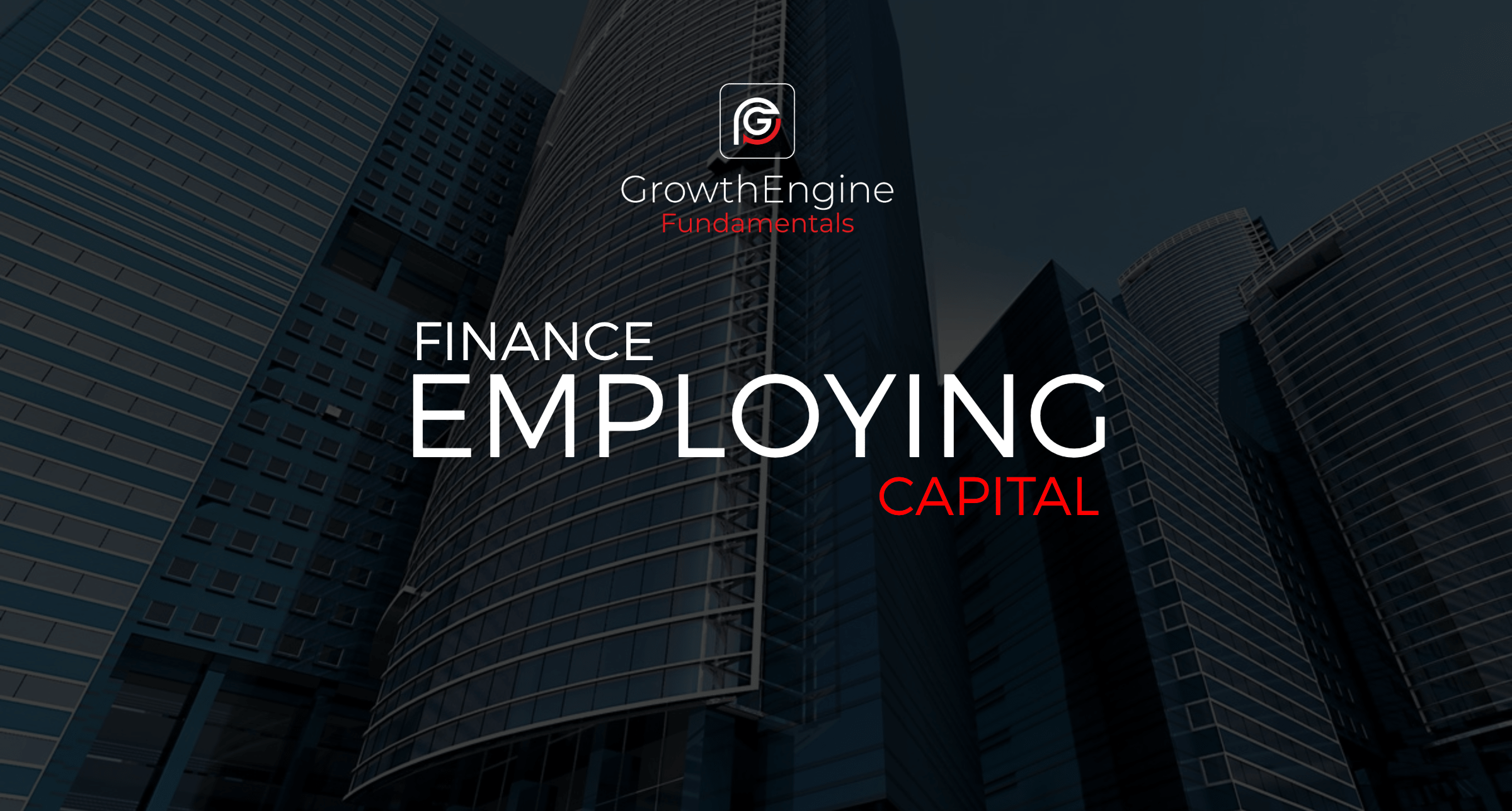 GE - Employing Capital - BLOG