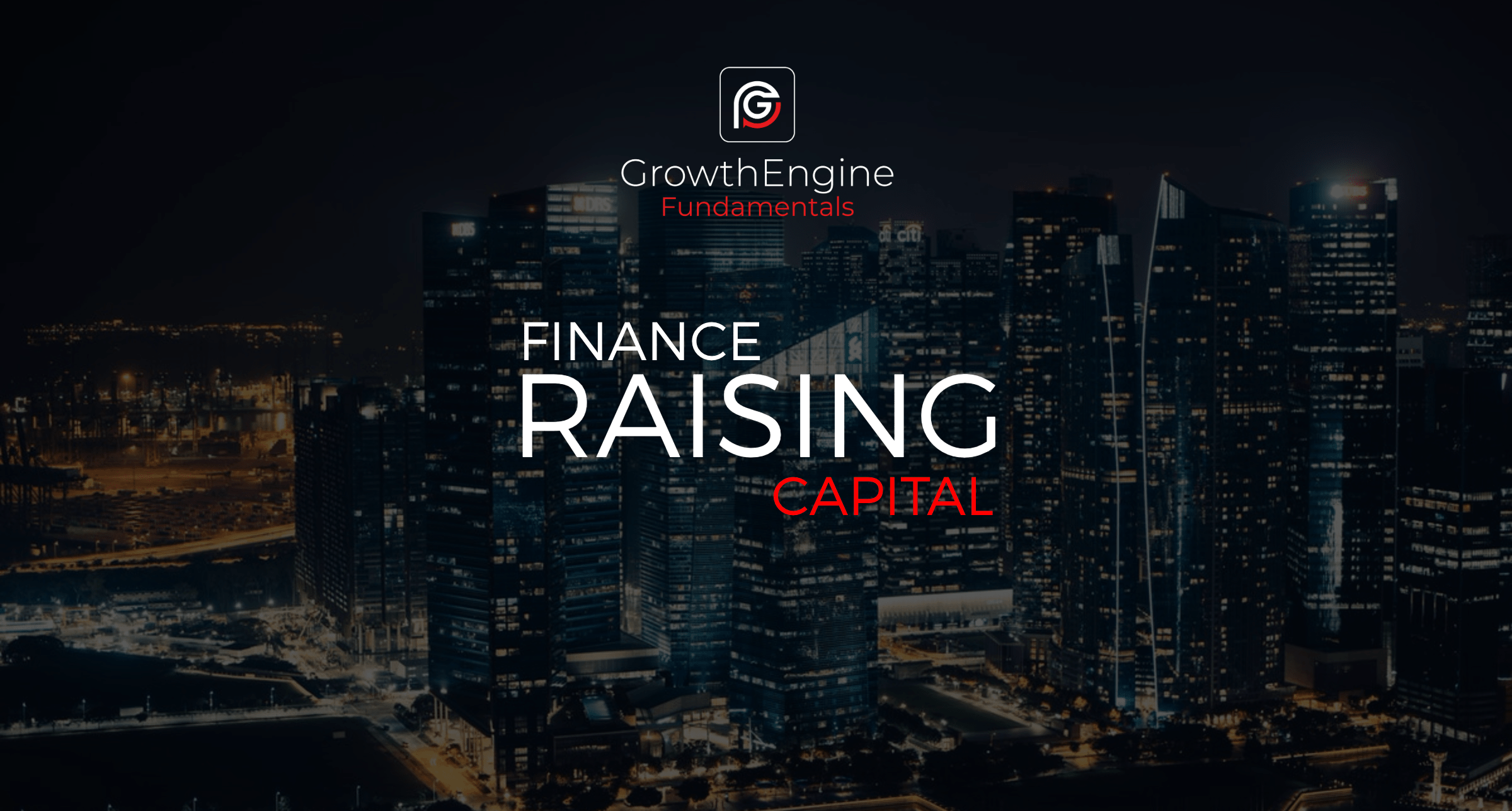 GE - Raising Capital - BLOG-1
